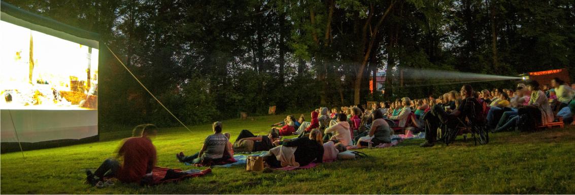 Letní kino ve Vrchlabí