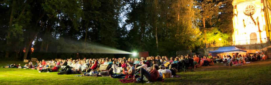 letní kino Vrchlabí