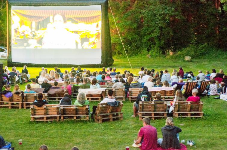 letní kino Vrchlabí 5