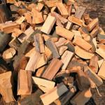 dřevo-krbové