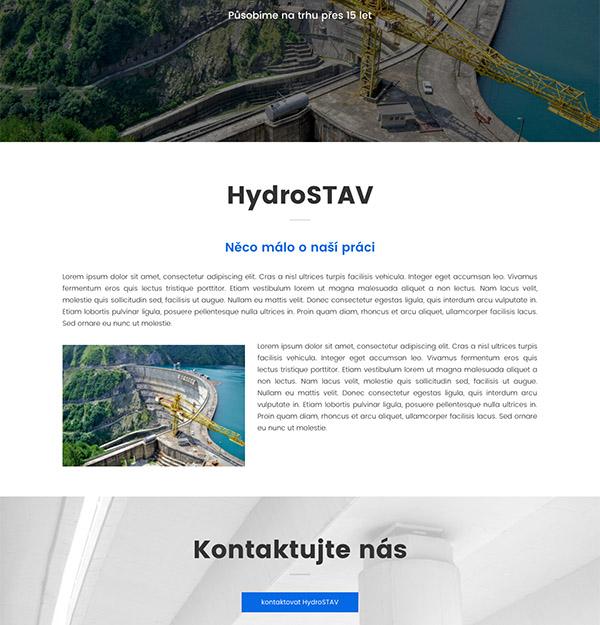 Hydro-build